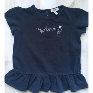 アルマーニベビー ARMANI BABY Tシャツ 24m
