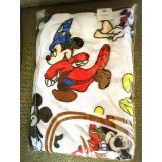 ミッキーマウス(ミッキーマウス)の《めだか様専用》ミッキーマウスBIGフリースブランケット(おくるみ/ブランケット)