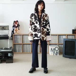 サンシー(SUNSEA)の19ss SUNSEA SNM-Blue TEKETEKE pants(スラックス)