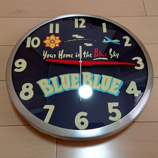 HOLLYWOOD RANCH MARKET - ★blue blue★掛け時計★ハリウッドランチマーケット★