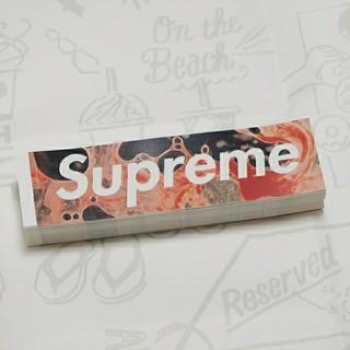 シュプリーム(Supreme)のSupreme Blood And Semen Box Logo Sticker(その他)