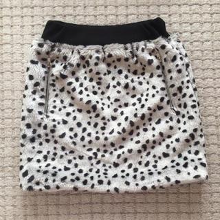 ジディー(ZIDDY)のZIDDYモコモコ スカート(スカート)