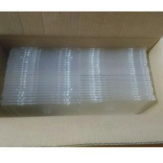 CD/DVDケース(透明)45枚(CD/DVD収納)