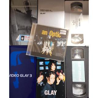 値下げ交渉 OK【レア】GLAY ライブ ビデオ CD(ポップス/ロック(邦楽))