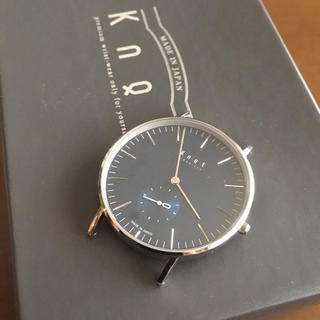 ノット(KNOT)のノット Knot メンズ 腕時計(腕時計(アナログ))