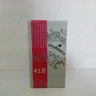 オロビアンコ(Orobianco)のオロビアンコ 418 レッド 50ml 香水 EDP SP オーデルパルファム(香水(男性用))
