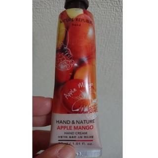 ネイチャーリパブリック(NATURE REPUBLIC)のハンドクリーム ꙳★*゚アップルマンゴー(ハンドクリーム)