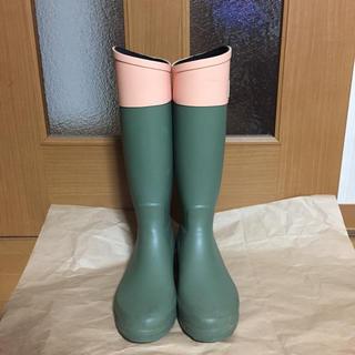 エーグル(AIGLE)のポールジョー  × エーグル  コラボレインブーツ(レインブーツ/長靴)