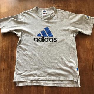 アディダス(adidas)のヴィンテージ 80s adidas アディダス Tシャツ スウェットシャツ S(Tシャツ/カットソー(半袖/袖なし))