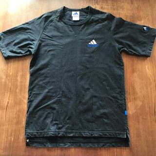 アディダス(adidas)のヴィンテージ 80s adidas アディダス Tシャツ 半袖スウェットシャツ(Tシャツ/カットソー(半袖/袖なし))