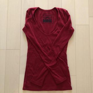 ゴージ(GORGE)のGORGE Tシャツ(Tシャツ(長袖/七分))