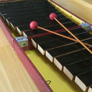 レトロ ゼンオン コンパクト木琴 (木琴)