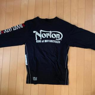 ノートン(Norton)のNorton ロングTシャツ(Tシャツ/カットソー(七分/長袖))