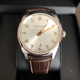 ハミルトン(Hamilton)のHAMILTON ハミルトン ジャズマスター シンライン(腕時計(アナログ))