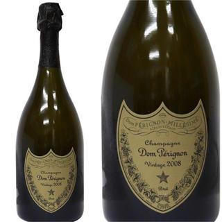 ドンペリニヨン(Dom Pérignon)のドンペリニヨン 白 2008 4本セット(シャンパン/スパークリングワイン)