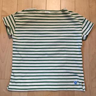 オーシバル(ORCIVAL)の美品 オーチバル カットソー(Tシャツ(半袖/袖なし))