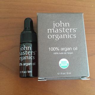 ジョンマスターオーガニック(John Masters Organics)のジョンマスターオーガニック★アルガンオイル(ボディオイル)