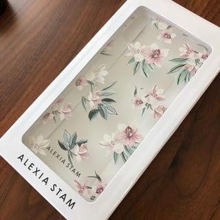ALEXIA STAM iPhoneケース X対応