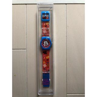 ディズニー(Disney)のスタジオアリス ミッキーマウス腕時計(その他)