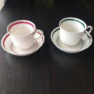 サンゴ(sango)のSango Magna コーヒーカップ&ソーサー(グラス/カップ)