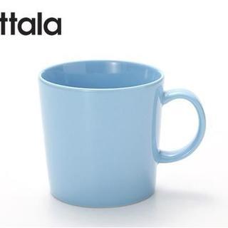イッタラ(iittala)のイッタラ/ティーマ/300ml/マグカップ/ライトブルー/北欧(食器)