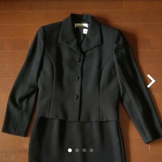 ソワール(SOIR)のブラックフォーマル スーツ (礼服/喪服)