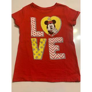 ディズニー(Disney)のディズニー ミニーちゃんTシャツ サイズ5(その他)