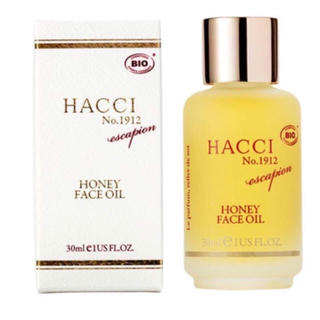 ハッチ(HACCI)のタイムセール! HACCI フェイスオイル エスケーピオン(フェイスオイル / バーム)