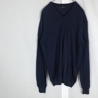 ザノーネ(ZANONE)のZANONE ザノーネ ニット セーター イタリア製 48(ニット/セーター)