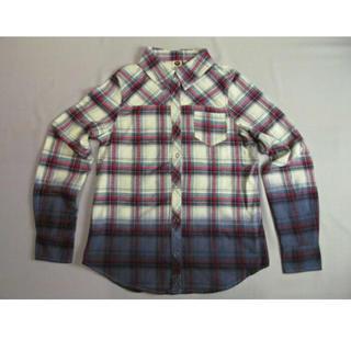 ロキシー(Roxy)のロキシー チェックシャツ(シャツ/ブラウス(長袖/七分))