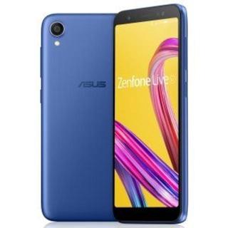 エイスース(ASUS)の(未開封)ASUS Zenfone Live ZA550KL スペースブルー(スマートフォン本体)