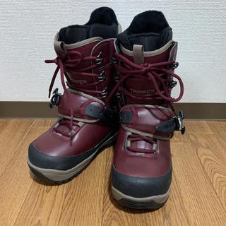ヨネックス(YONEX)の14-15 YONEX TRIPPER AB ステップインブーツ 25.0(ブーツ)