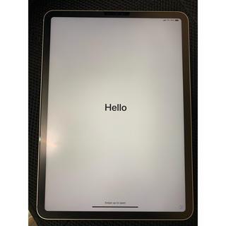 アイパッド(iPad)の美品 iPadPro 11インチ A1934(タブレット)