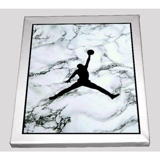 1-マイケルジョーダン art canvas/アート キャンバス(ボードキャンバス)