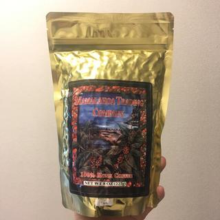 コナ(Kona)の高級ハワイ純度100%コナコーヒーKONA COFFEE(コーヒー)
