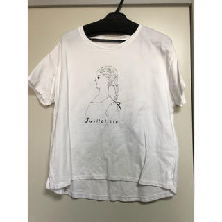コンジェペイエアデュートリステス(conges payes ADIEU TRISTESSE)のコンジェペイエ アデュートリステス Tシャツ(Tシャツ(半袖/袖なし))