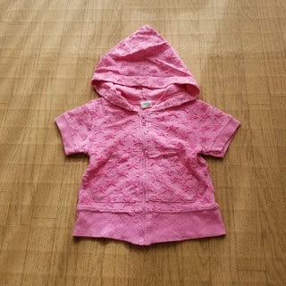 スキップランド(Skip Land)の90 スキップランド 半袖パーカー(Tシャツ/カットソー)