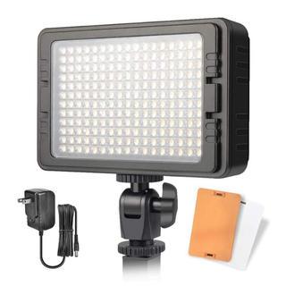 UTEBIT 撮影ライト 電源コード付き(ストロボ/照明)
