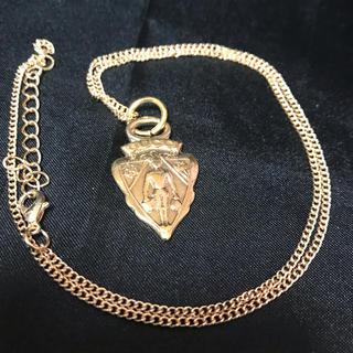 グッチ(Gucci)の正規品 オールドグッチ チャーム ネックレス(ネックレス)