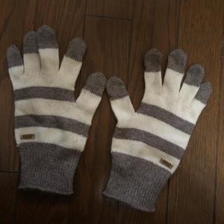 バーバリー(BURBERRY)の手袋  スマホ対応(手袋)