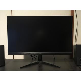 エイサー(Acer)のAcer KG271Abmidpx 1ms 144Hz(ディスプレイ)