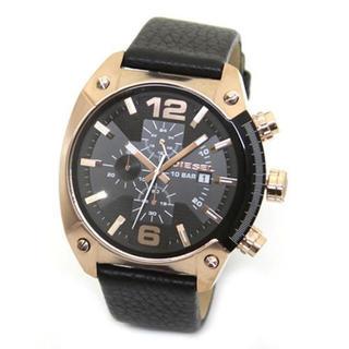 ディーゼル(DIESEL)の【DIESEL】ディーゼル 人気のデカ系クロノグラフウオッチ SALE(腕時計(デジタル))