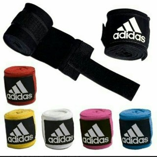 アディダス(adidas)のadidas アディダス ボクシングバンテージ 女性・子供用 2.5m(ボクシング)