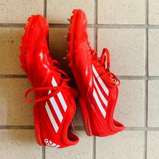 アディダス(adidas)のadizero md2 陸上 スパイク(陸上競技)