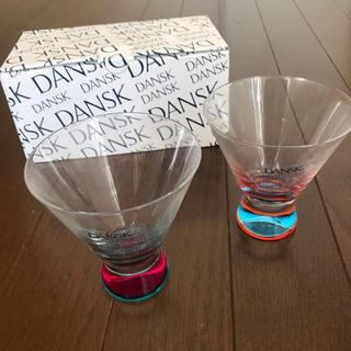 ダンスク(DANSK)のDANSK カクテルグラス(グラス/カップ)