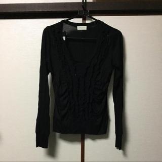 エヴー(et vous)のev by et vous(Tシャツ(長袖/七分))