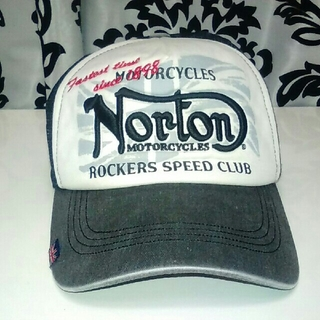 ノートン(Norton)のNORTON ノートン キャップ帽子(キャップ)