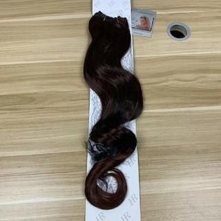 リッチレイヤードモデル着用★前髪ウィッグG118B(前髪ウィッグ)