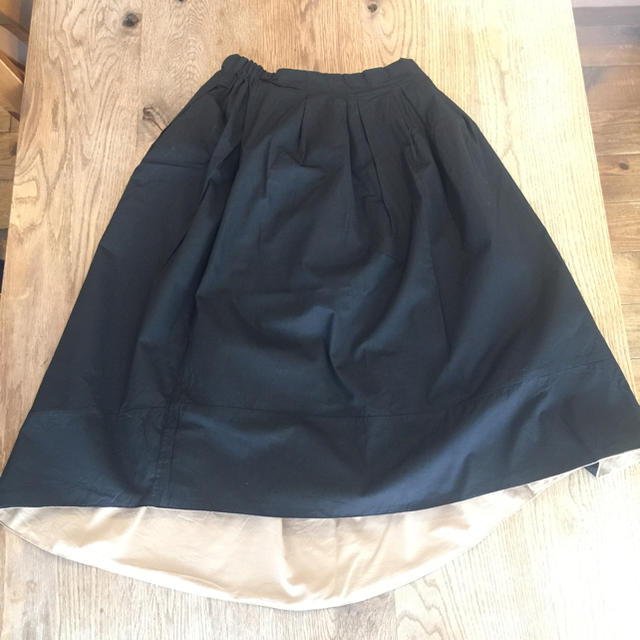 antiqua(アンティカ)のantqua リバーシブルロングスカート レディースのスカート(ロングスカート)の商品写真