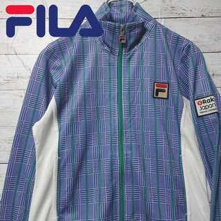フィラ(FILA)の新品 定価13800+税 FILA 限定 ラッシュガード 楽天 テニス N79(ウェア)